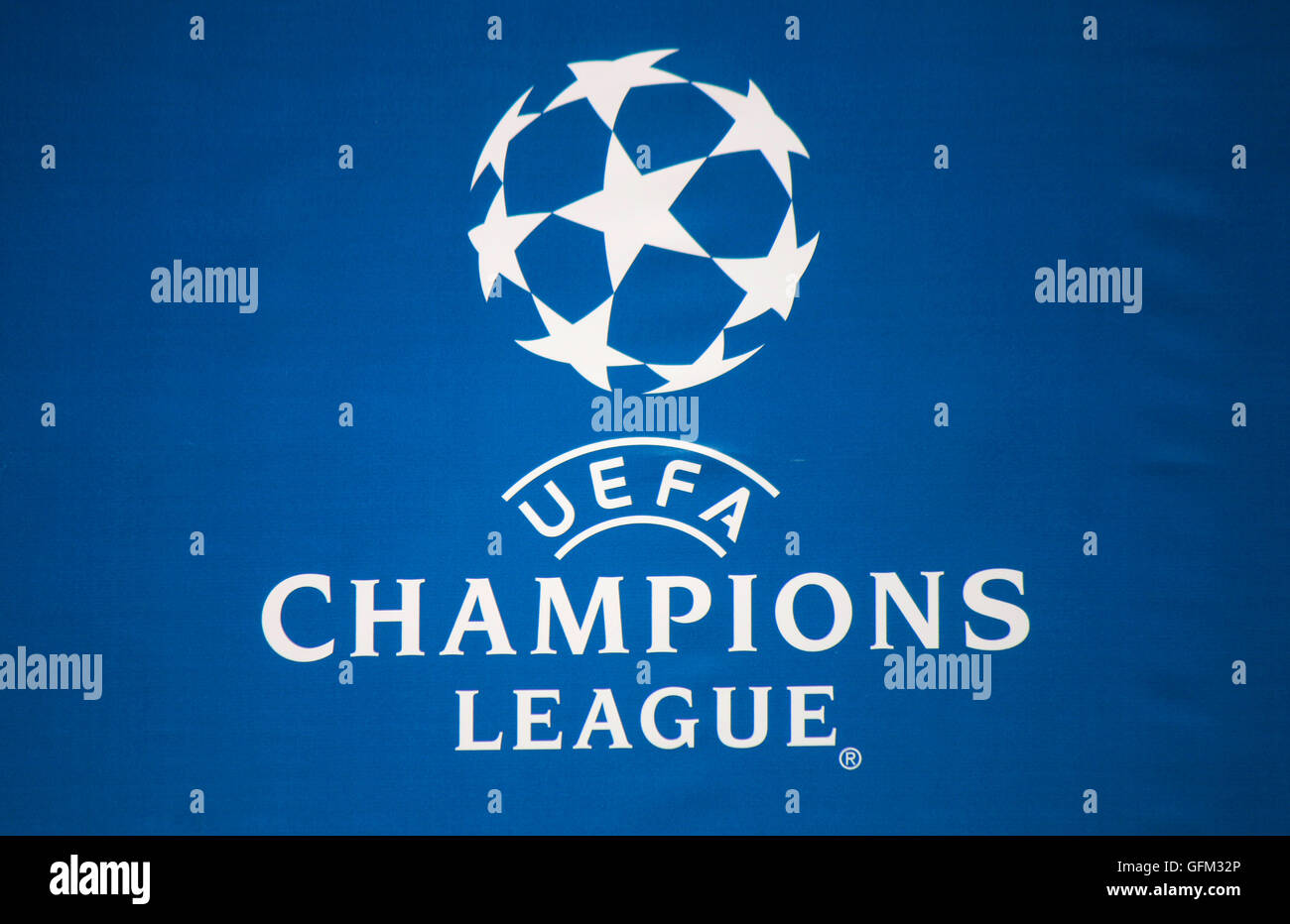 uefa logo stock photos amp uefa logo stock images alamy