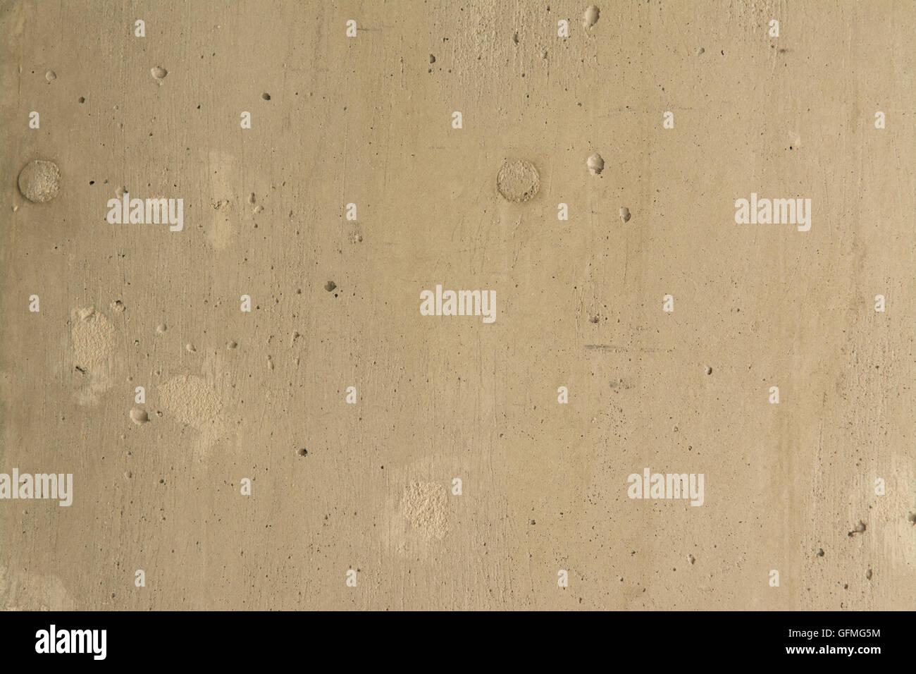 Polished concrete background - Stock Image