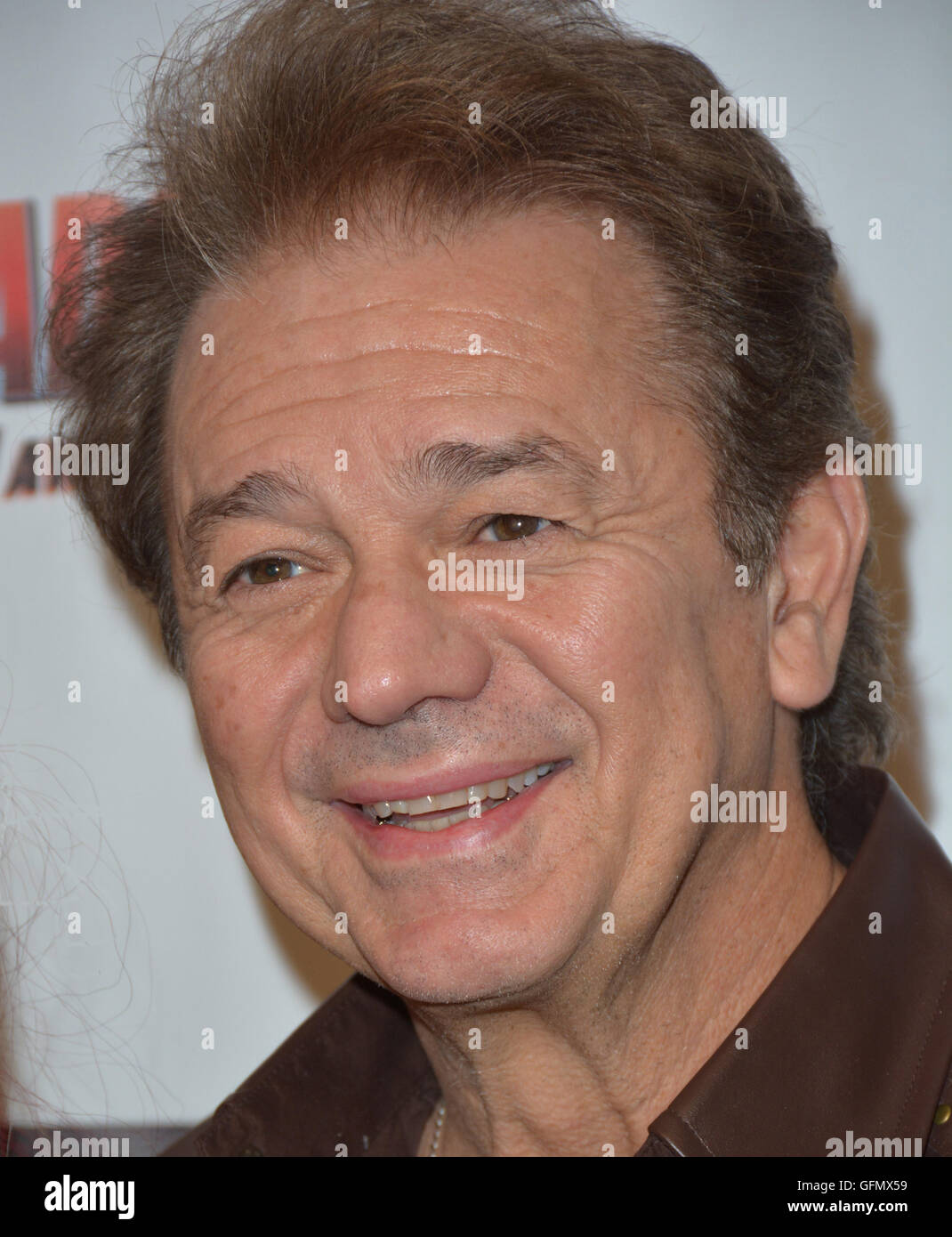 Las Vegas Nevada USA 31st July 2016 Actor Adrian Zmed Attends