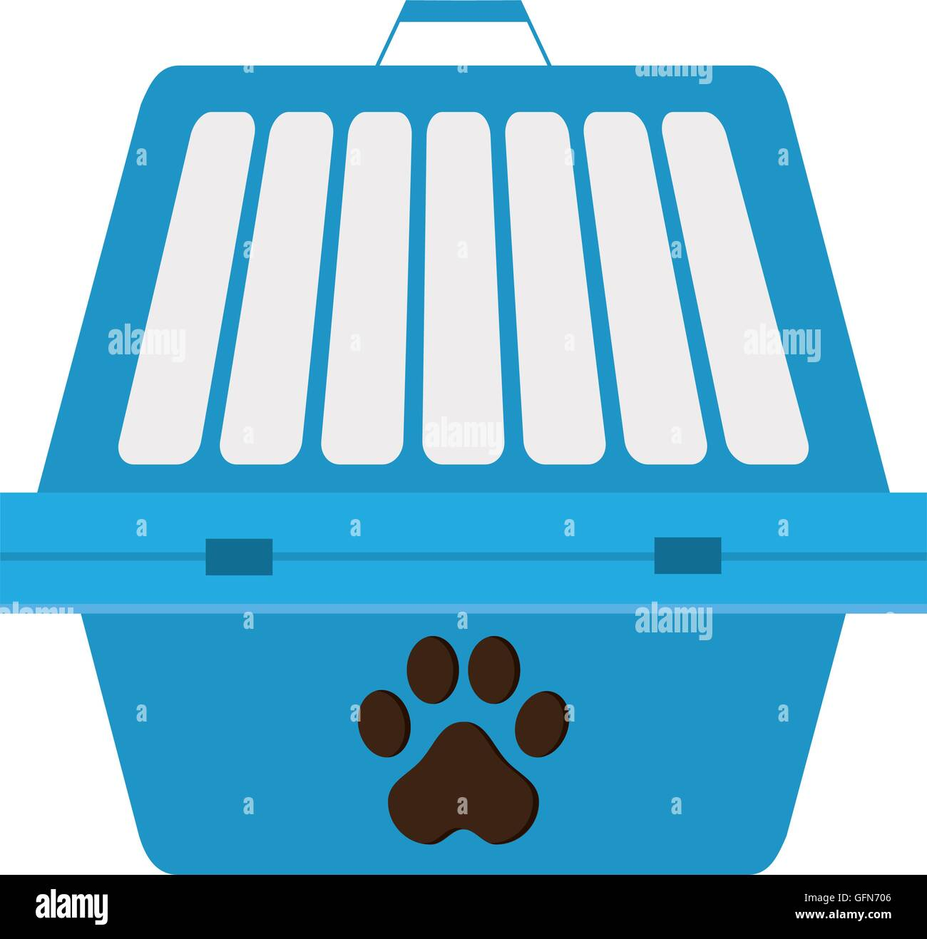 pet first aid kit icon - Stock Vector