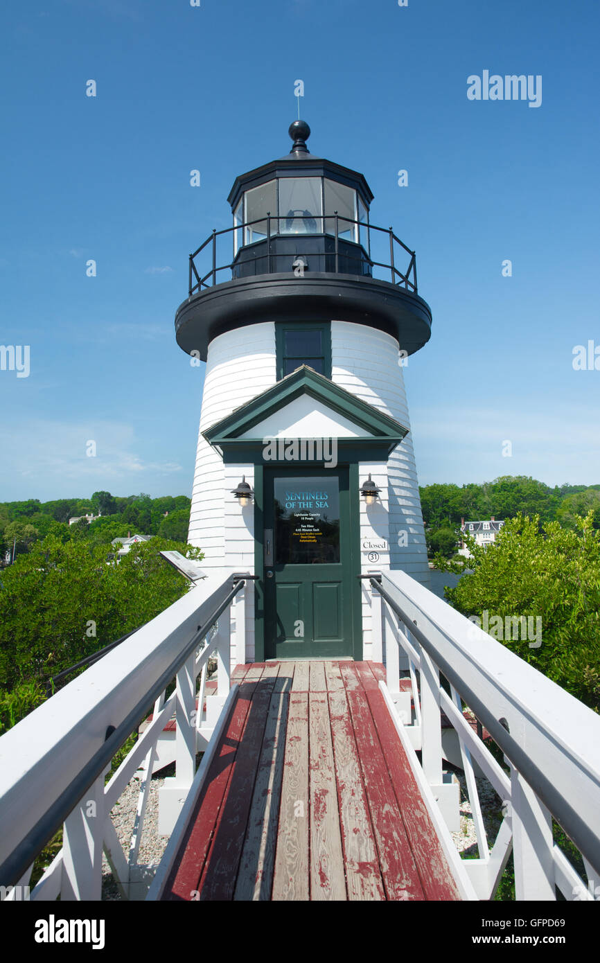 Great Mystic Seaport Light Lighthouse At The Mystic Seaport, Mystic, Connecticut,  ,USA   Images