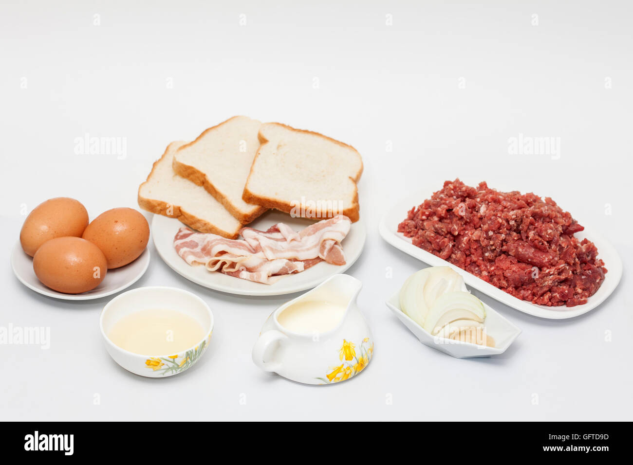 Meatloaf Stock Photos & Meatloaf Stock Images - Alamy