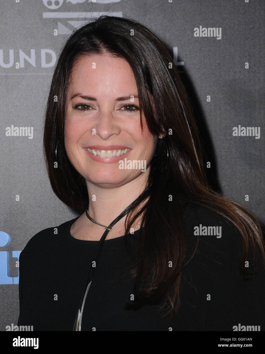 Hollywood Ca Usa 1st Aug 2016 Holly Marie Combs World Premiere
