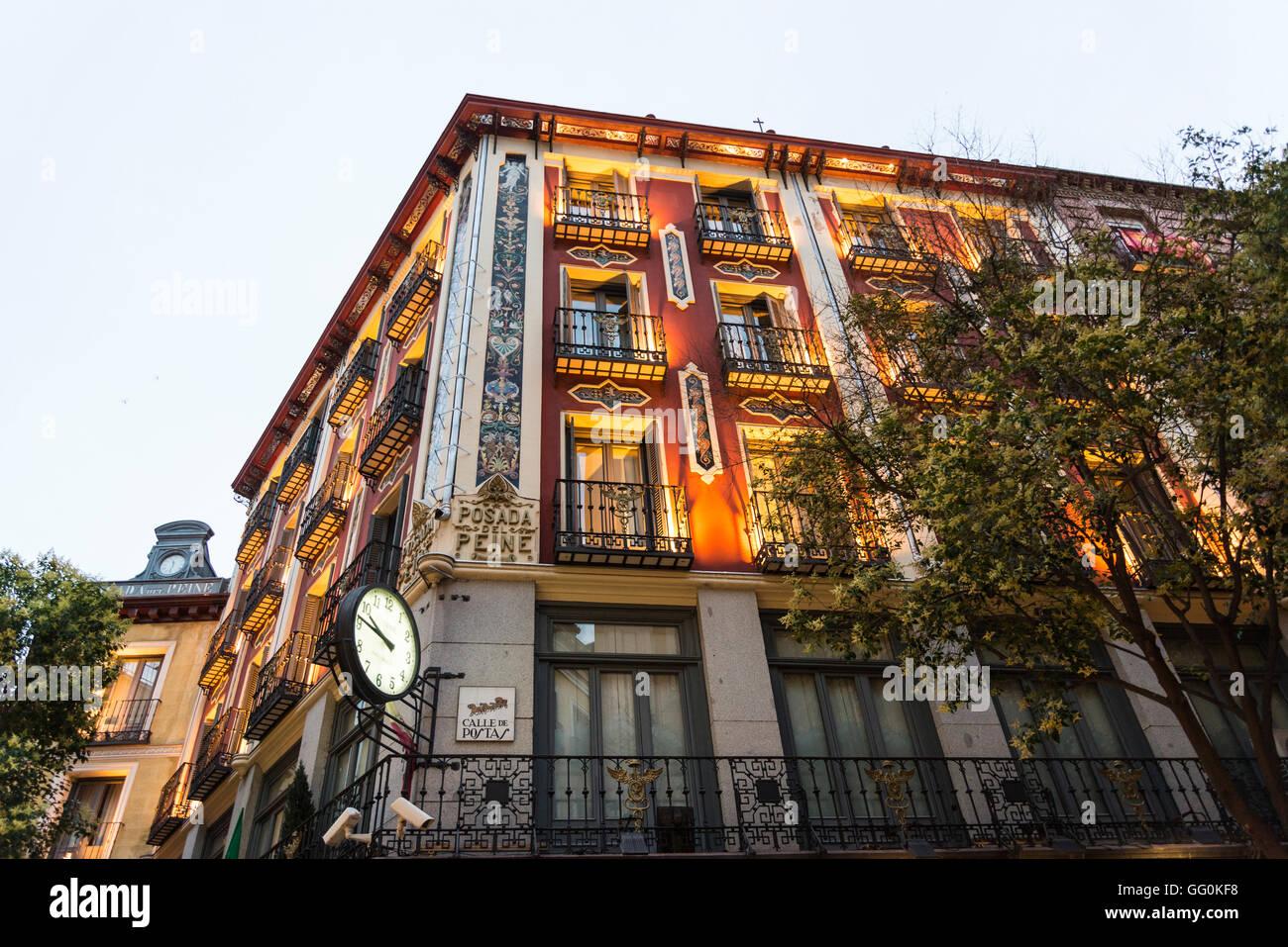 Sexy lesbische Petit Palace Posada Madrid