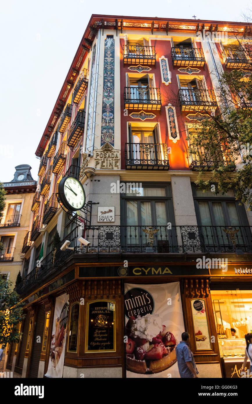 Petit Palace Posada Madrid, Romantische Filme für Jugendliche
