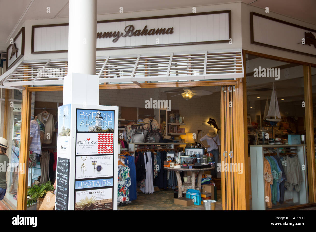 Tommy Bahama Surf Sports Store In Byron Bay High Streetnew South