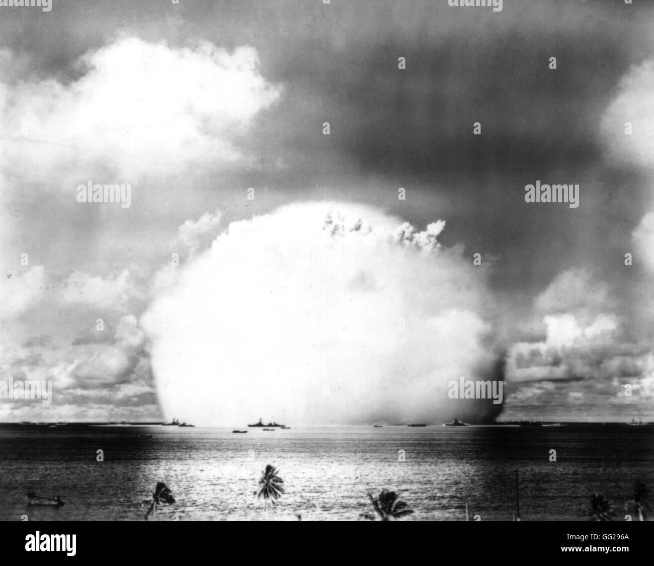 bikini atomexplosion