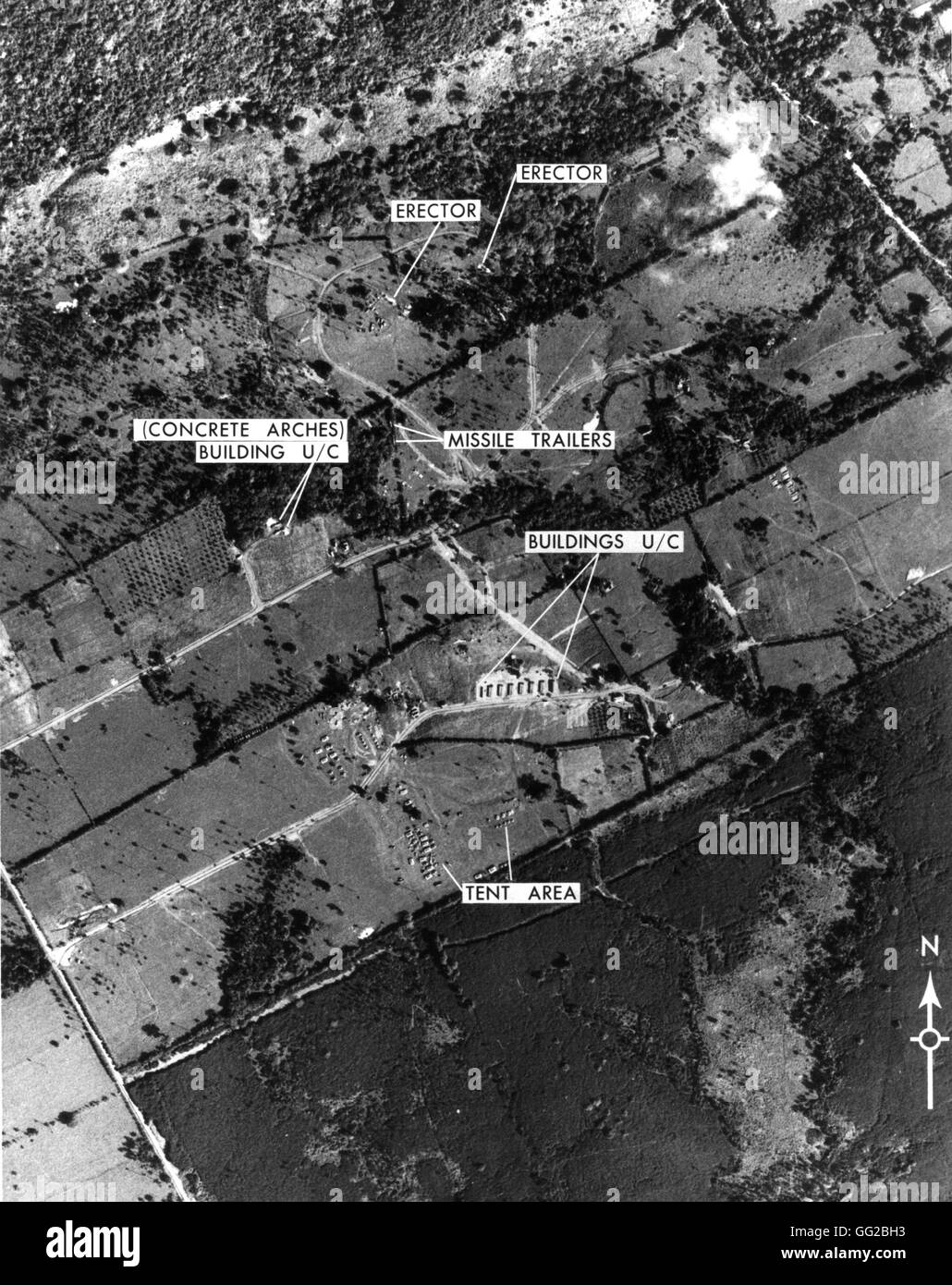 cuban missiles crisis san cristobal base within 3 days the launching area is