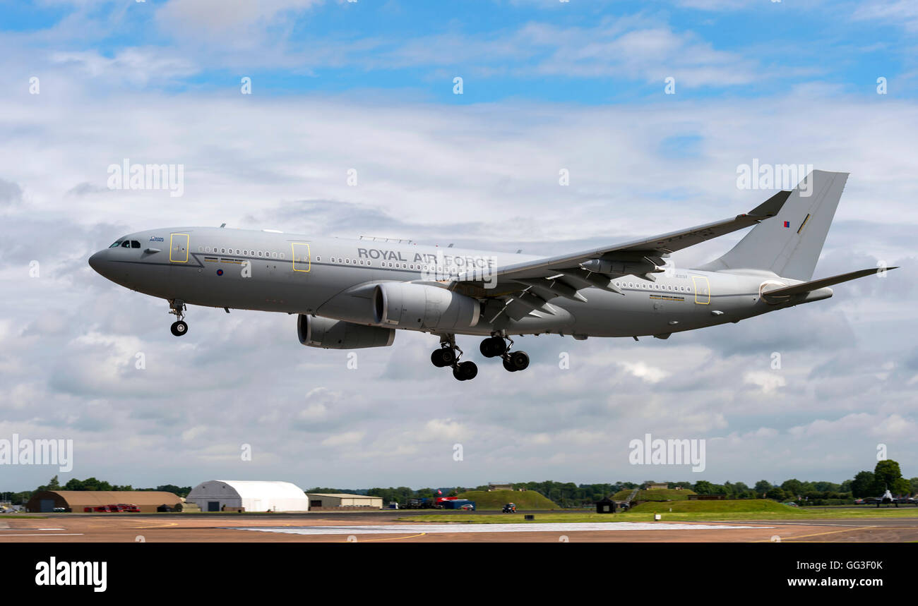 Royal Air Force, KC2 Voyager, ZZ337, A330-243MRTT, - Stock Image