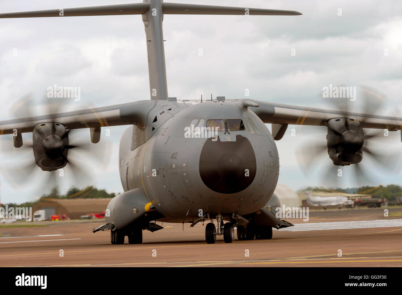 A400m Atlas, ZM402, Royal Air Force, - Stock Image