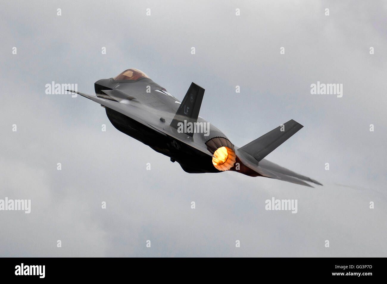 Lockheed Martin F-35 Joint Strike Fighter 'Lightning II' - Stock Image