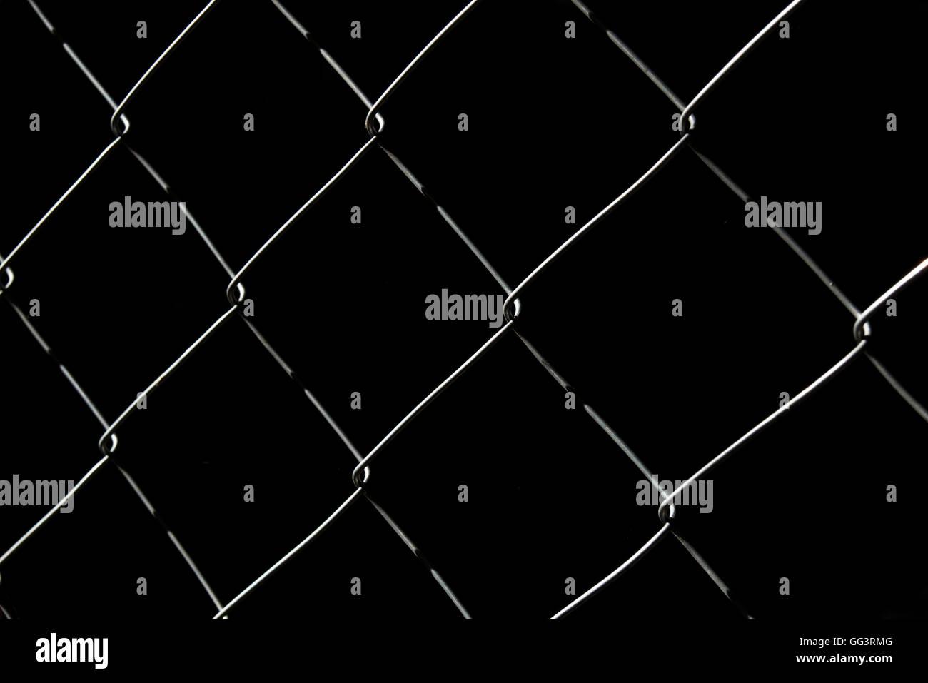 Diamond Mesh Fence Stock Photos & Diamond Mesh Fence Stock Images ...