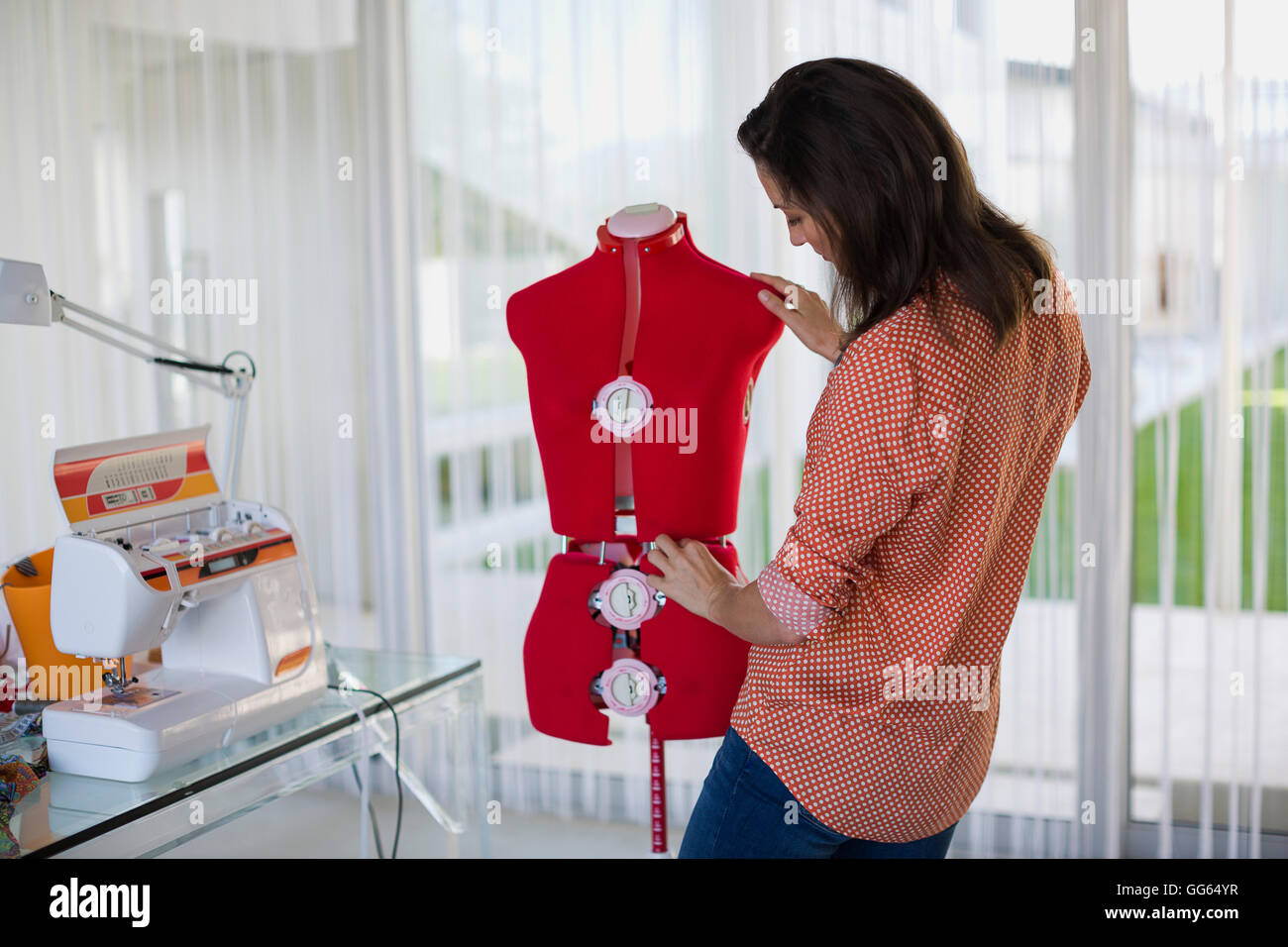 Dressmakers Mannequin Stock Photos Amp Dressmakers Mannequin