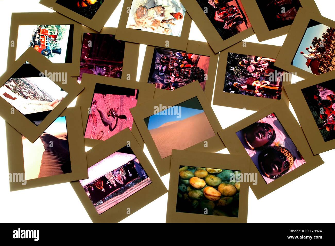 photographic slides colour transparencies stock photo 113268214
