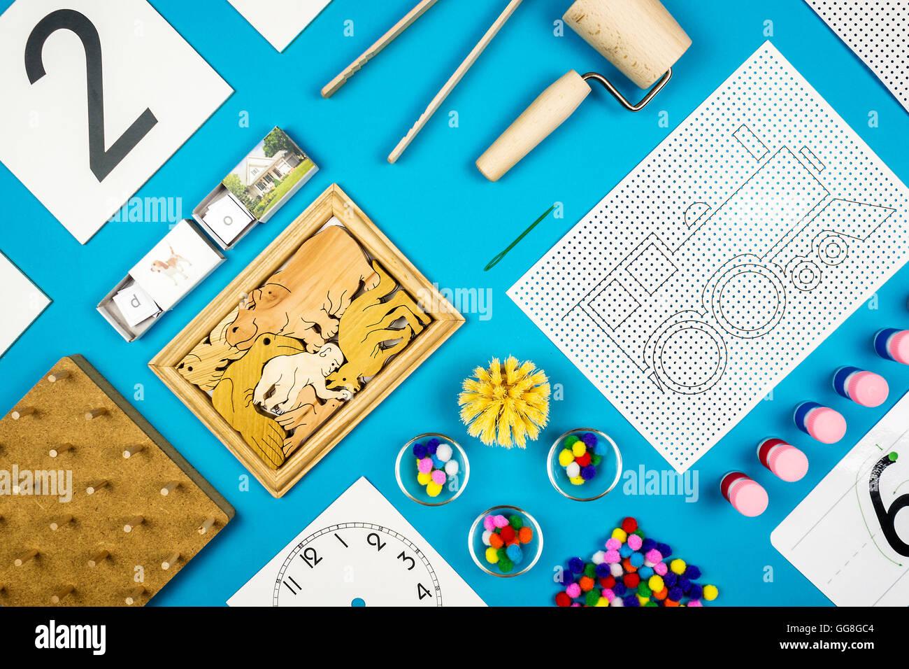 Montessori Stock Photos & Montessori Stock Images - Alamy