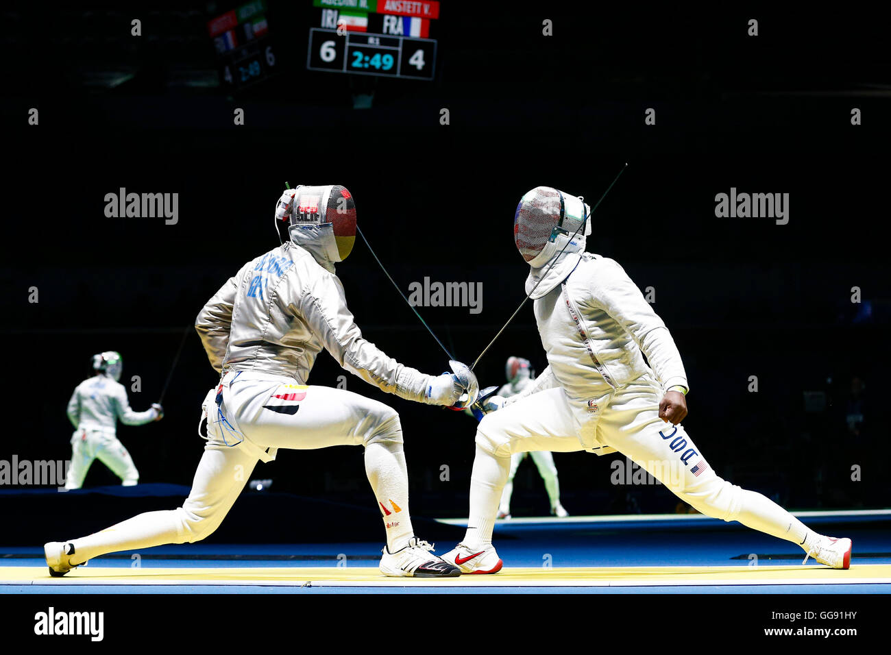 Ellen Preis foil fencer, Olympic champion and 3-time world champion Ellen Preis foil fencer, Olympic champion and 3-time world champion new photo