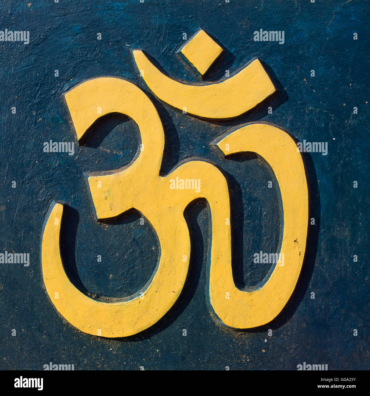 Om Symbol Wall Stock Photos Om Symbol Wall Stock Images Alamy