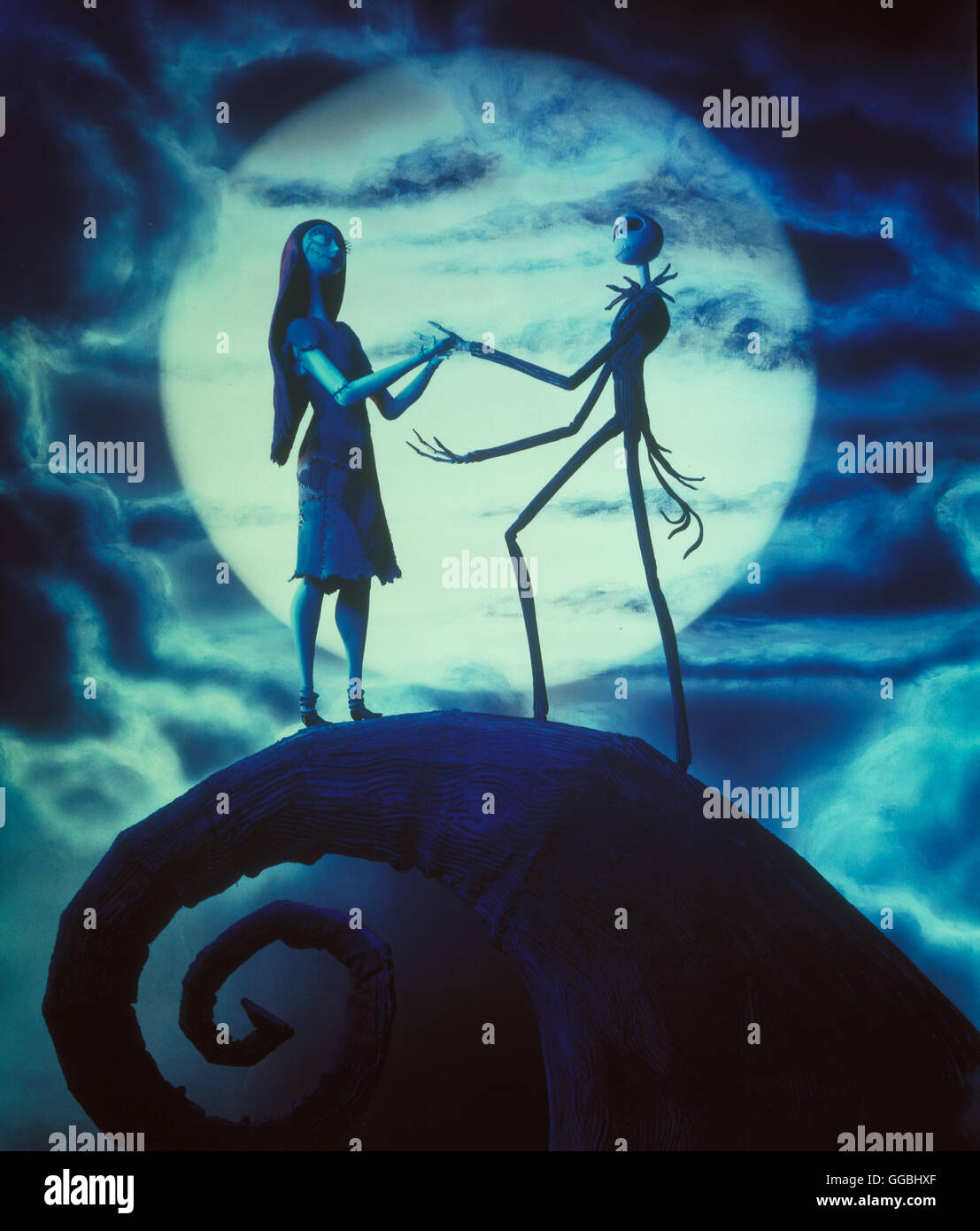 nightmare before christmas 3d tim burtons holiday classic the nightmare before christmas makes - Nightmare Before Christmas 3d
