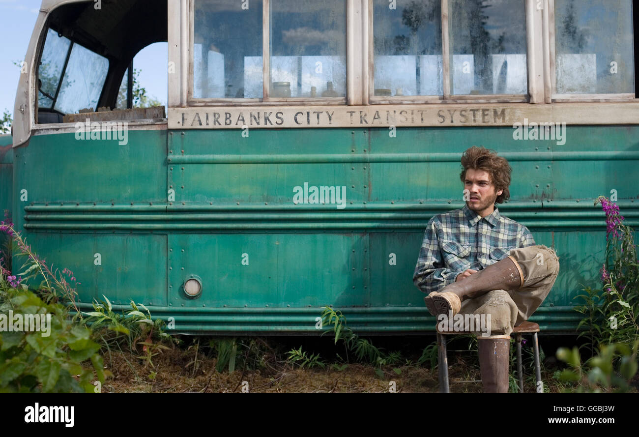 into the wild christopher mccandless emile hirsch