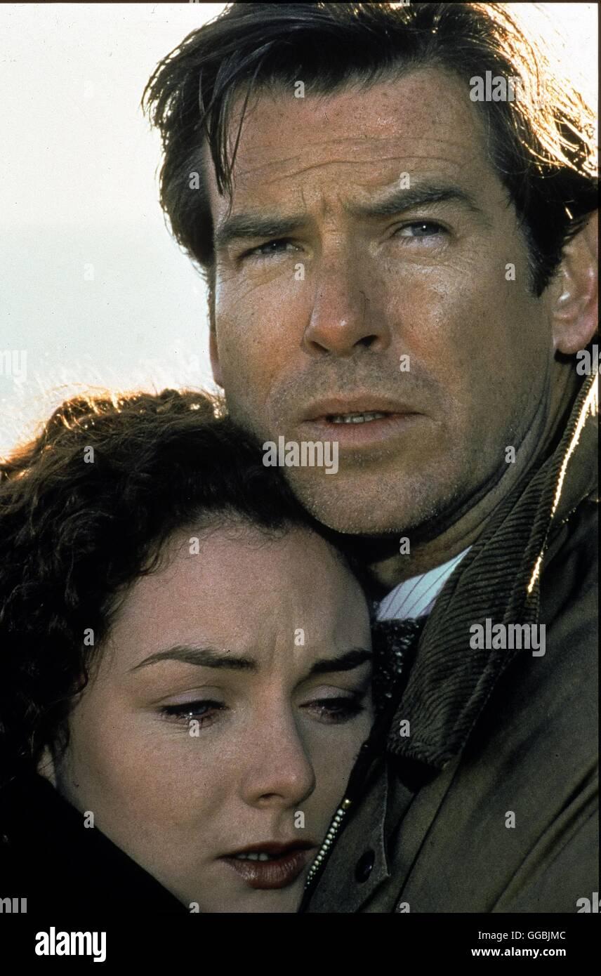 DER AMERIKANISCHE NEFFE / The Nephew Irland 1997 / Eugene Brady Der Konflikt zwischen dem irischen Dickschädel Egan Stock Photo
