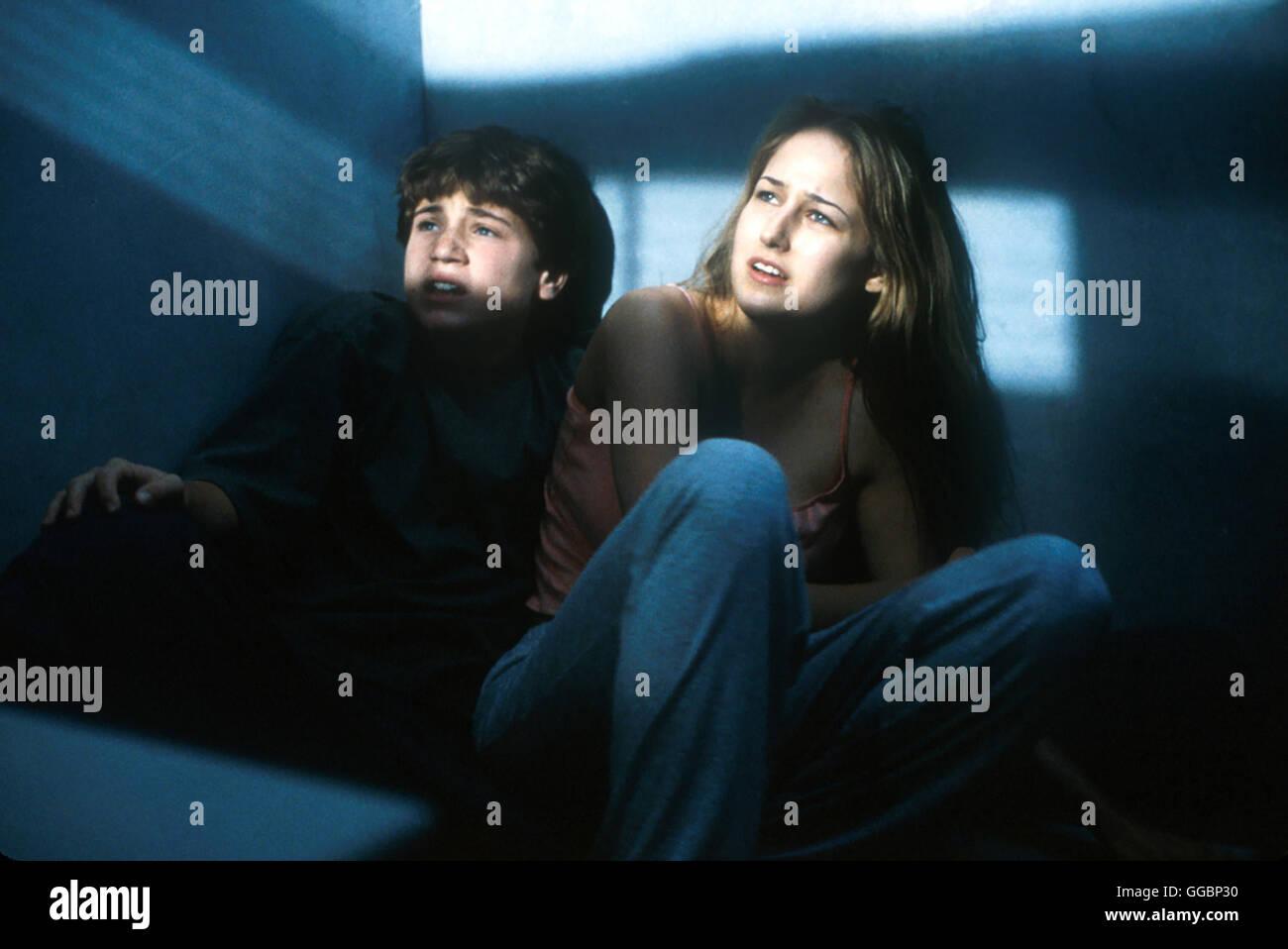 THE GLASS HOUSE / Glass House USA 2001 / Daniel Sackheim Als die Eltern von Ruby (LEELEE SOBIESKI) und Rhett (TREVOR Stock Photo