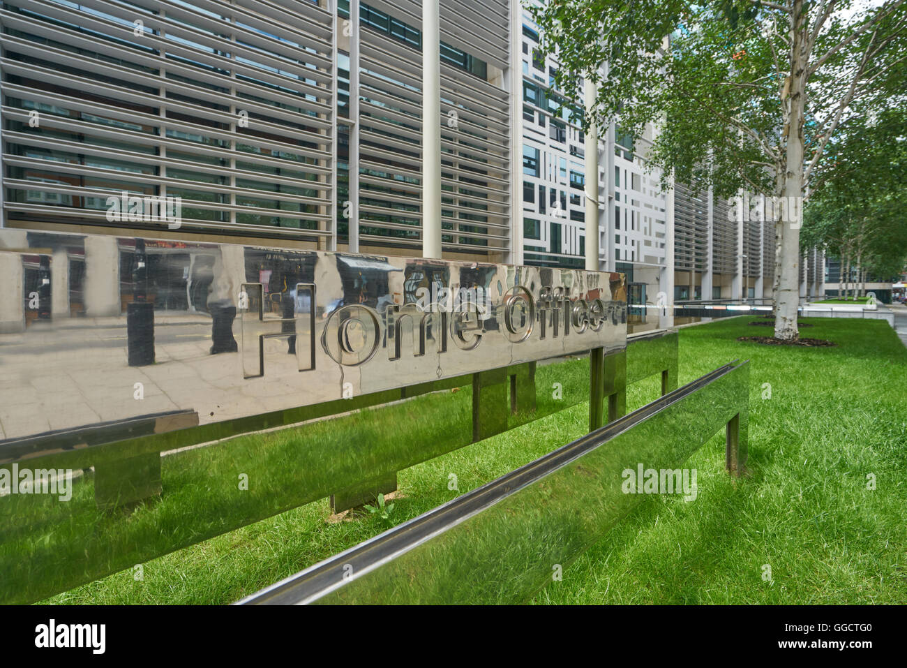 The Home Office. London - Stock Image