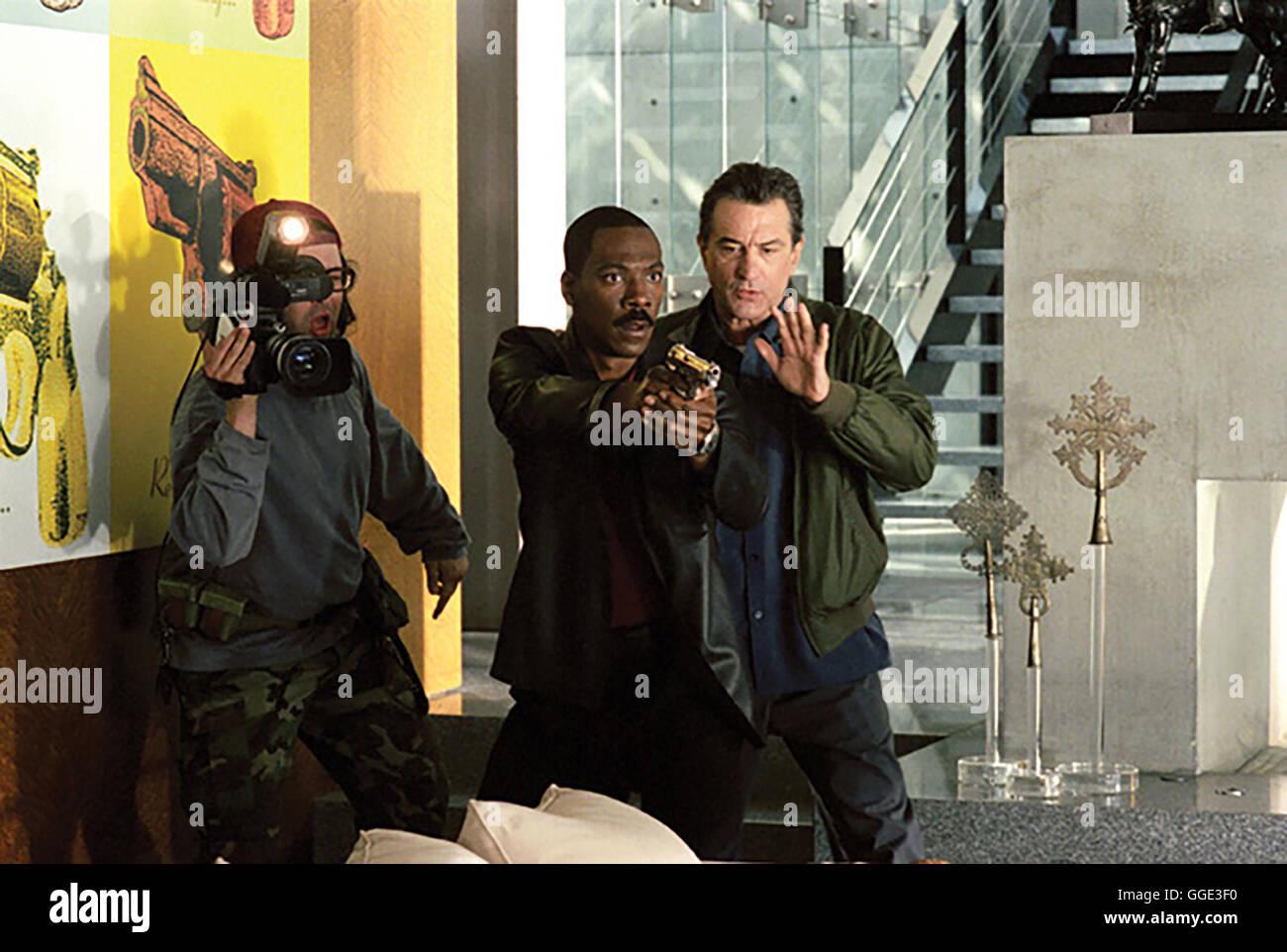 SHOWTIME / Showtime USA 2002 / Tom Day Mitch Preston (ROBERT DE NIRO) und Trey Sellars (EDDIE MURPHY), zwei Cops - Stock Image