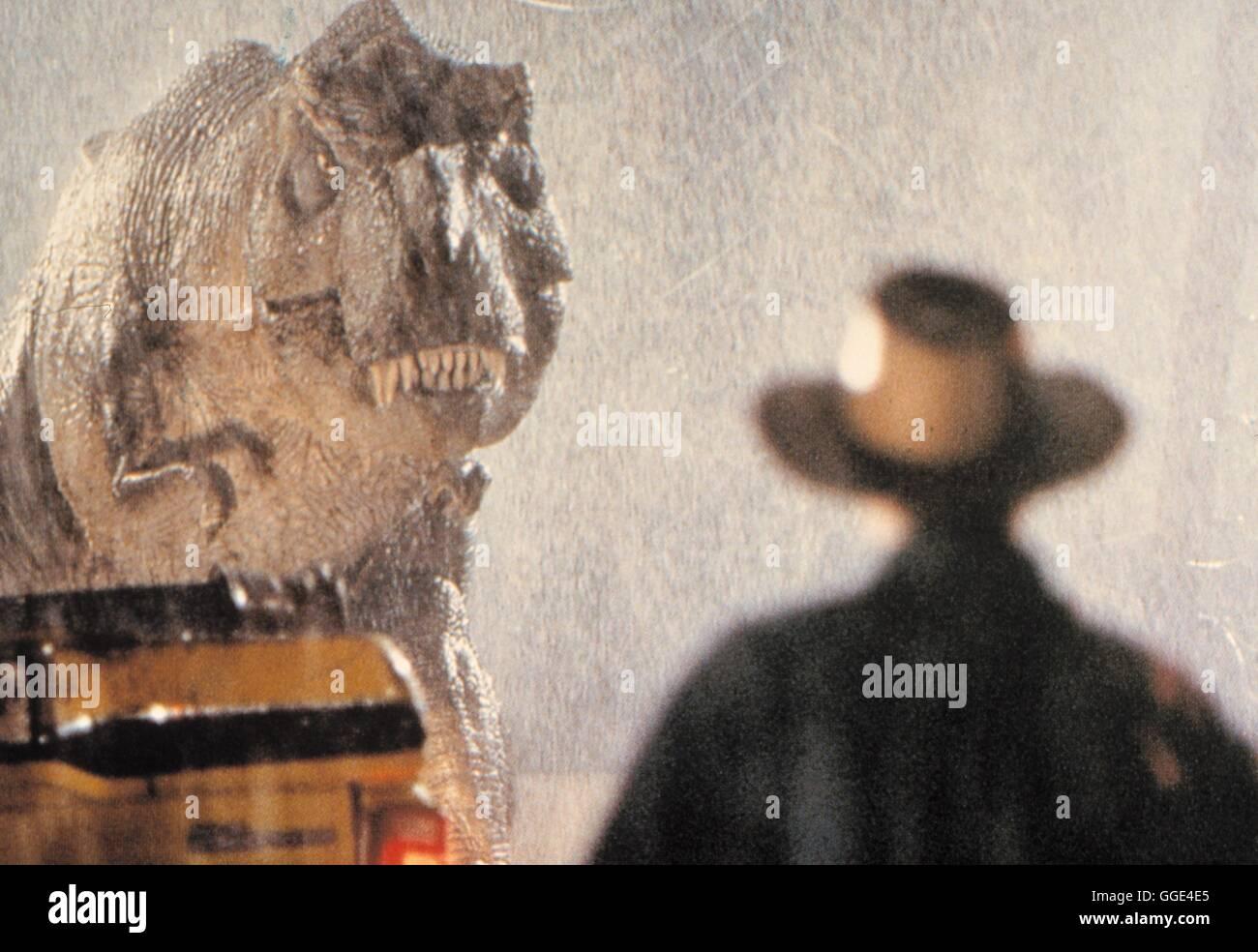 JURASSIC PARK / Jurassic Park USA 1993 / Steven Spielberg Filmszene aus ' Jurassic Park'