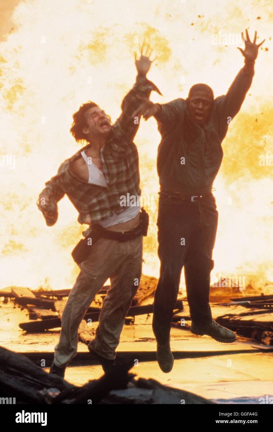 EXPLOSIV - BLOWN AWAY / Explosive - Blown Away USA 1994 / Stephen Hopkins JEFF BRIDGES (James Dove), FOREST WHITAKER Stock Photo