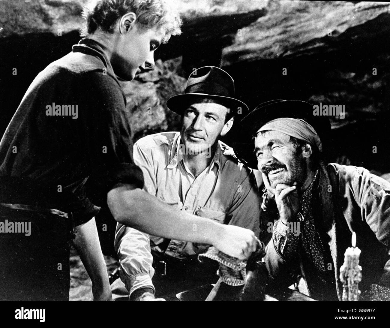 WEM DIE STUNDE SCHLÄGT / For Whom The Bell Tolls USA 1943 / Sam Wood INGRID BERGMAN, GARY COOPER, AKIM TAMIROFF, - Stock Image