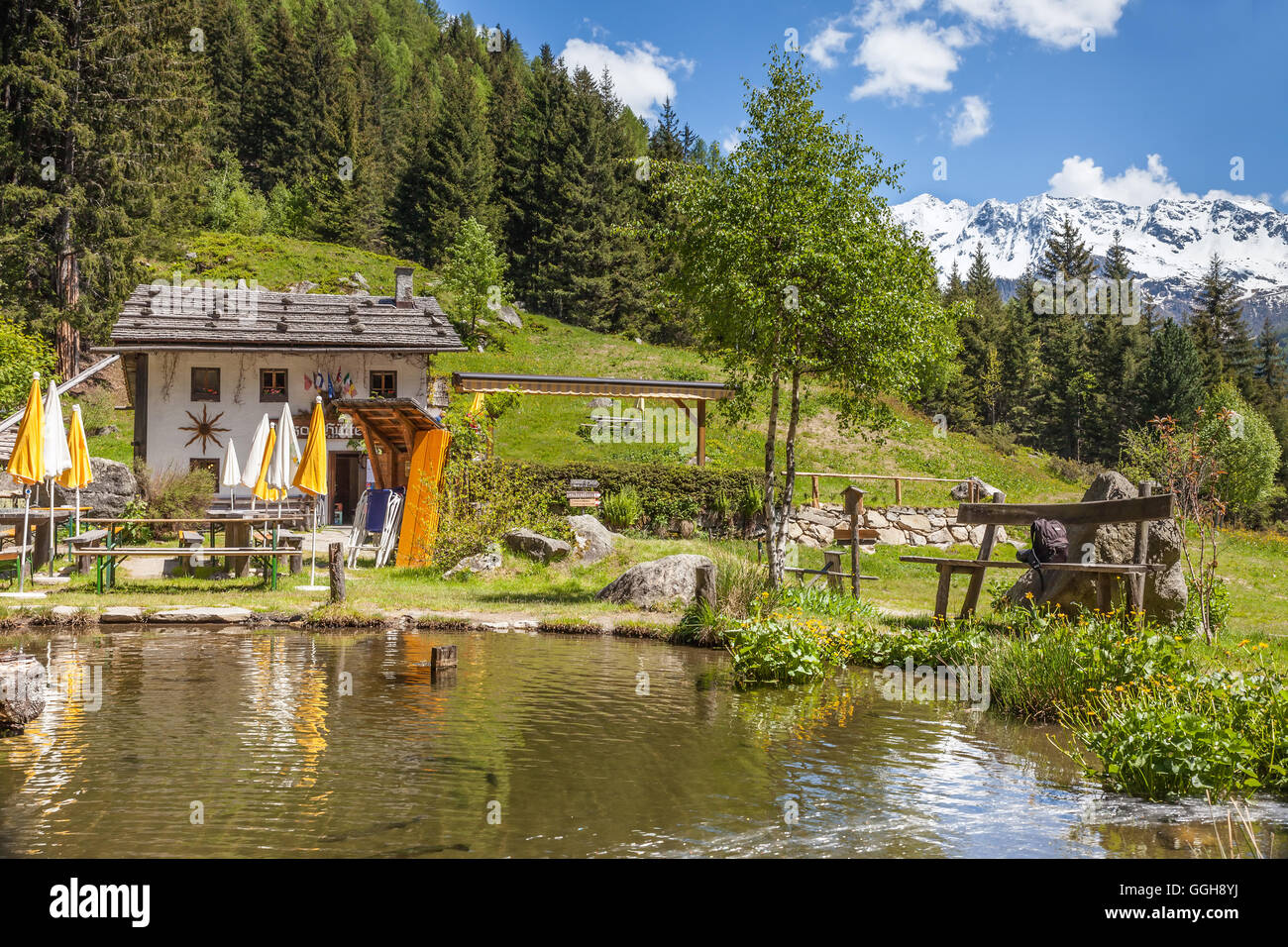 geography / travel, Italy, South Tyrol, Editorial-Use-Only - Stock Image