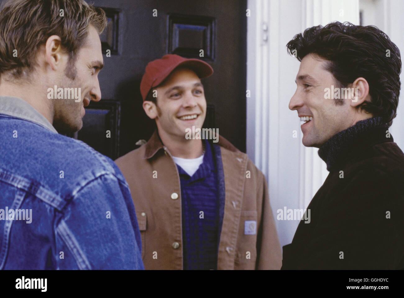 SWEET HOME ALABAMA - LIEBE AUF UMWEGEN / Sweet Home Alabama USA 2002 / Andy Tennant Jake (JOSH LUCAS), sein Freund - Stock Image