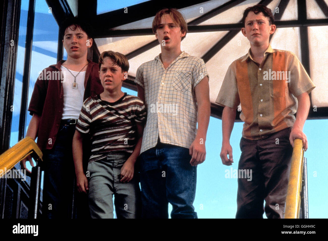 Sleepers Sleepers Usa 1996 Barry Levinson Szene Regie Barry Stock Photo Alamy