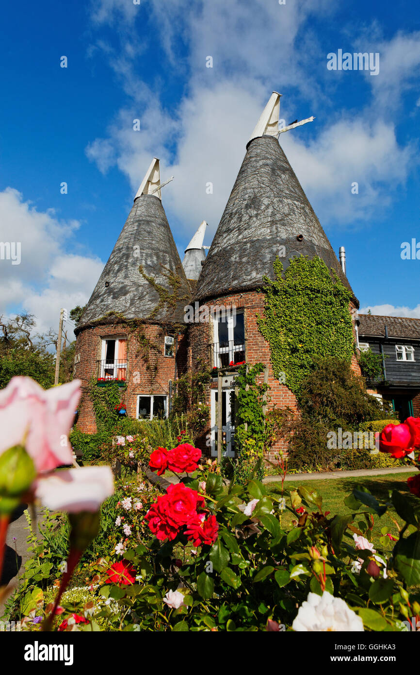 The Playden Oasts Inn Hotel, Rye, East Sussex, England, Great Britain - Stock Image