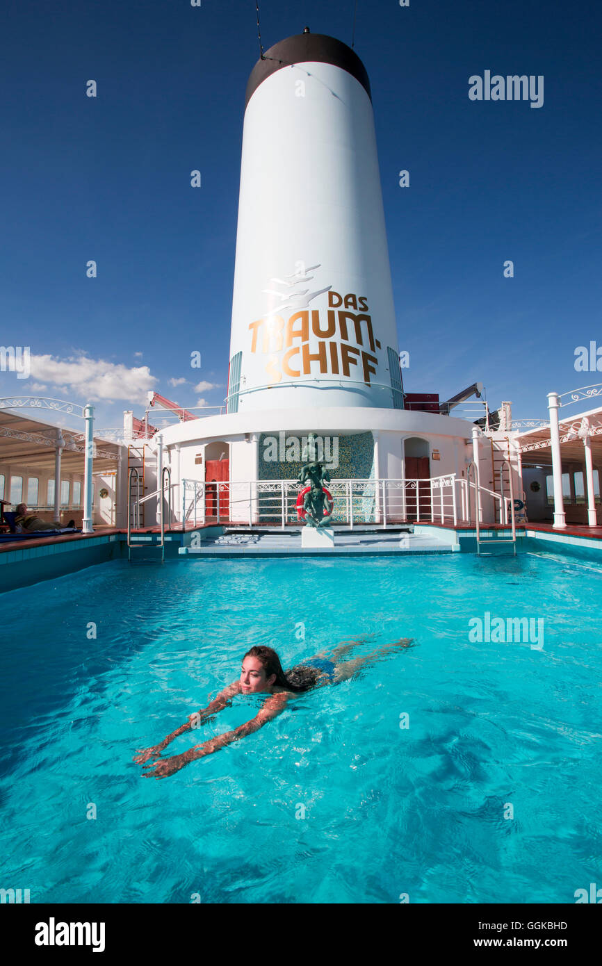 Cruise ship pool stock photos cruise ship pool stock - Swimming pool seville ...