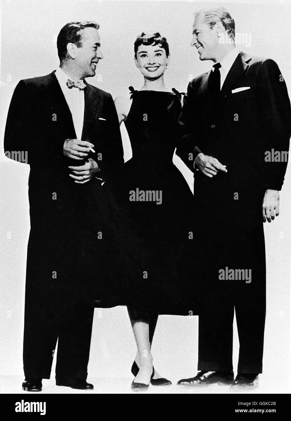 Sabrina Sabrina Usa 1954 Billy Wilder Humphrey Bogart Linus Stock Photo Alamy