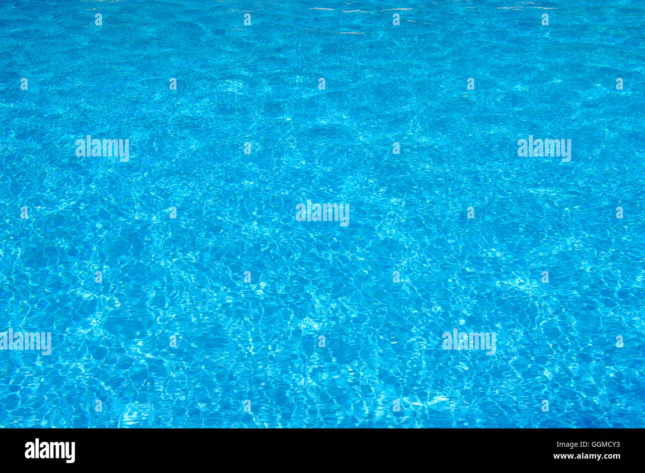 Swimming pool blue water surface texture with wave sun - How to make swimming pool water blue ...