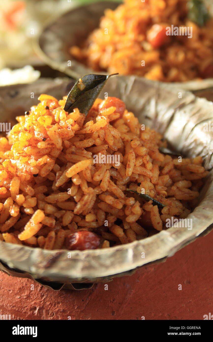 South Indian Recipes Stock Photos & South Indian Recipes Stock