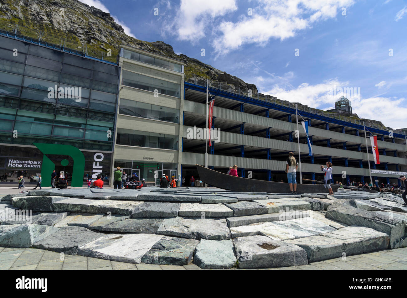 National Park High Tauern Hohe Tauern Information Center And Stock