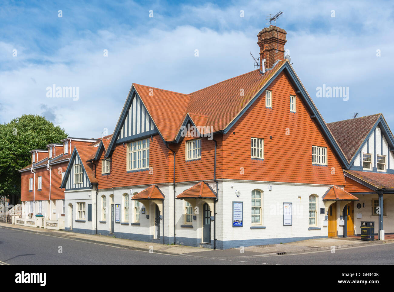 Gratwicke House, modern converted offices in Littlehampton, West Sussex, England, UK. - Stock Image