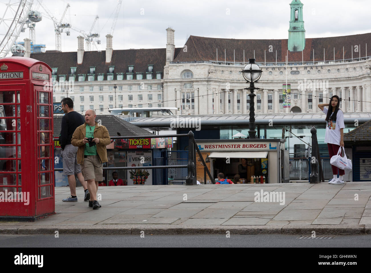 Victoria Embankment London Stock Photo 113819321 Alamy