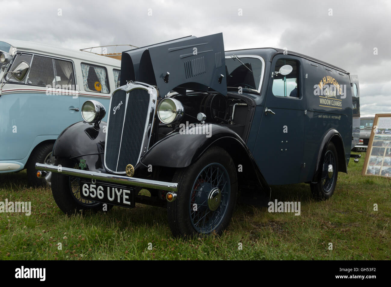 1930s Commercial Vehicle Stock Photos Amp 1930s Commercial