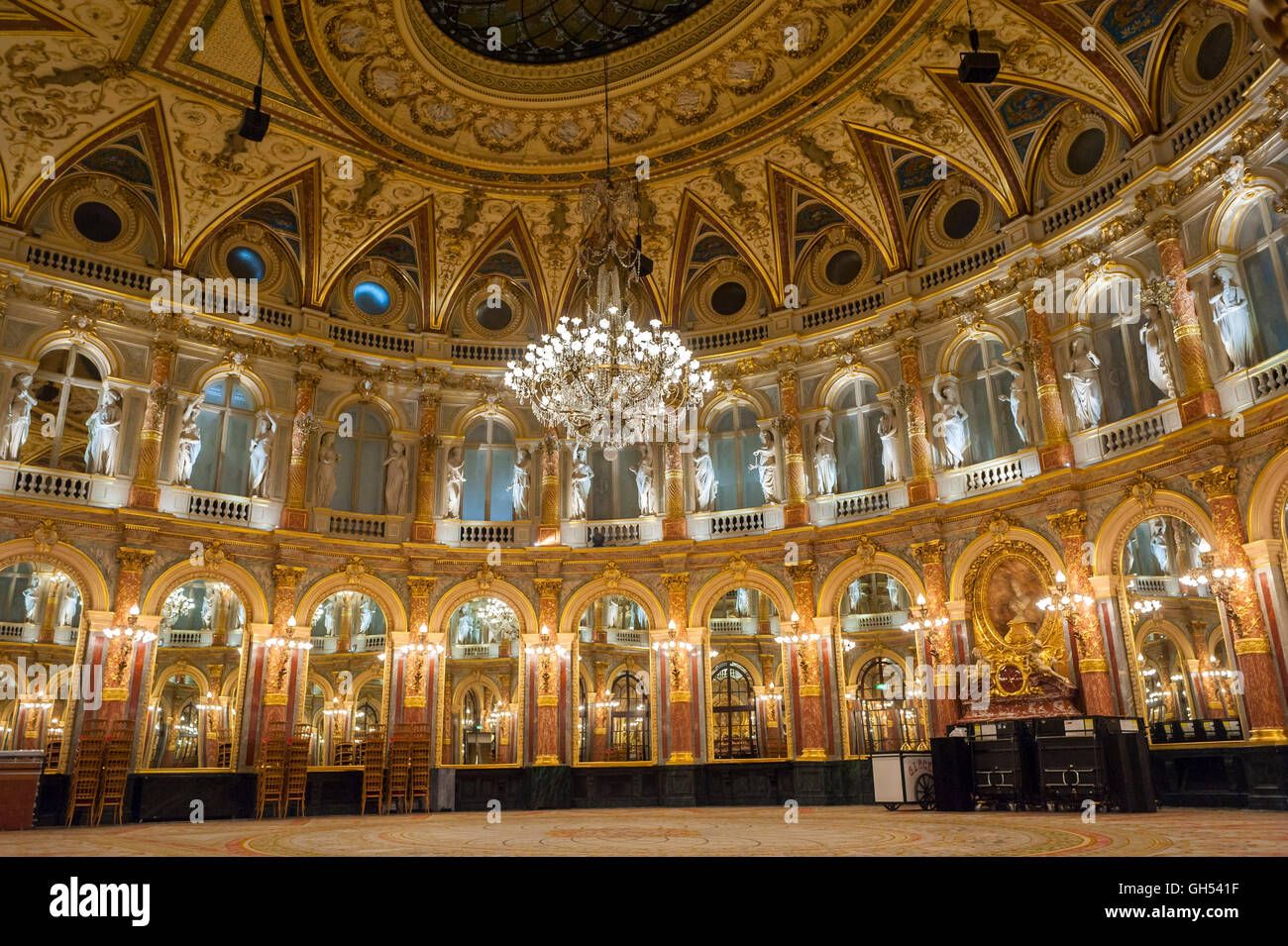 Le Grand Hotel Opera Paris