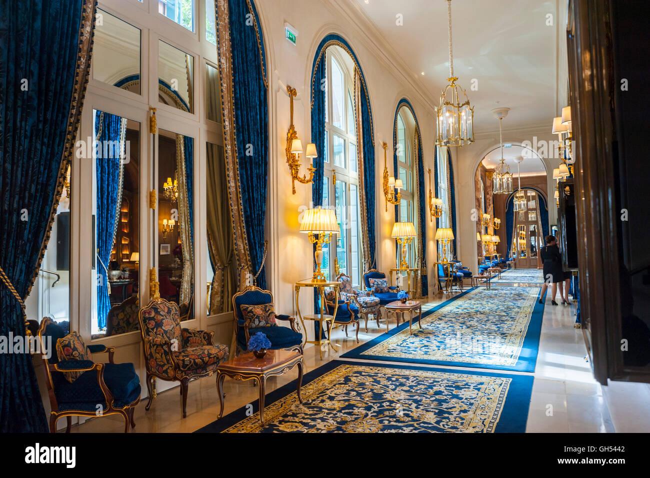 Swell Paris France Inside The Hotel Ritz Luxury Interior Download Free Architecture Designs Crovemadebymaigaardcom