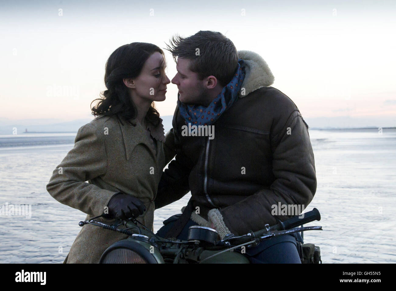 The Secret Scripture is an upcoming Irish film, directed by Jim Sheridan, from a screenplay by Sheridan and Johnny - Stock Image