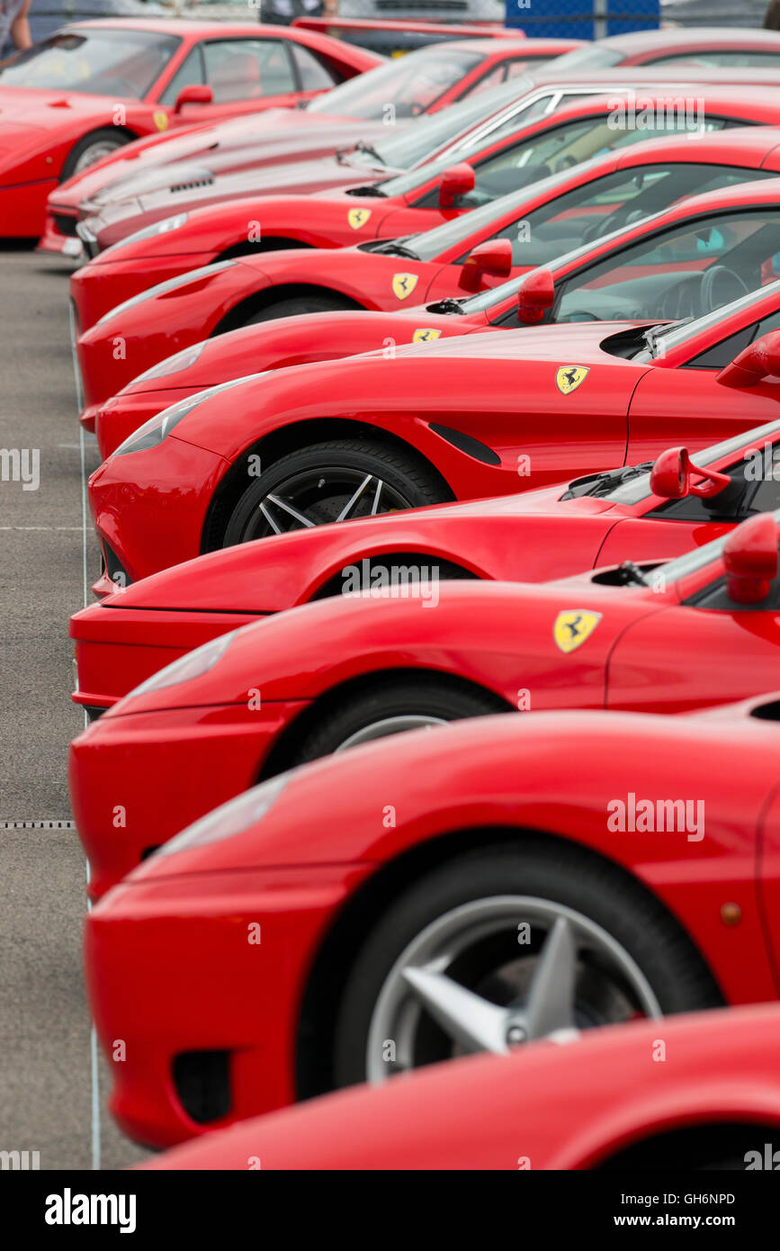 Cars Silverstone Stock Photos & Cars Silverstone Stock Images - Alamy