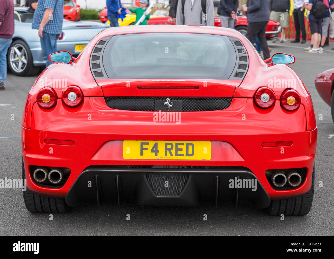 Personalised Registration Plate Stock Photos & Personalised ...