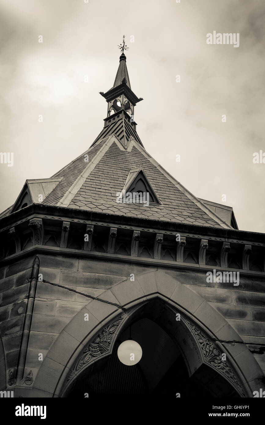 Mortuary Station - Stock Image