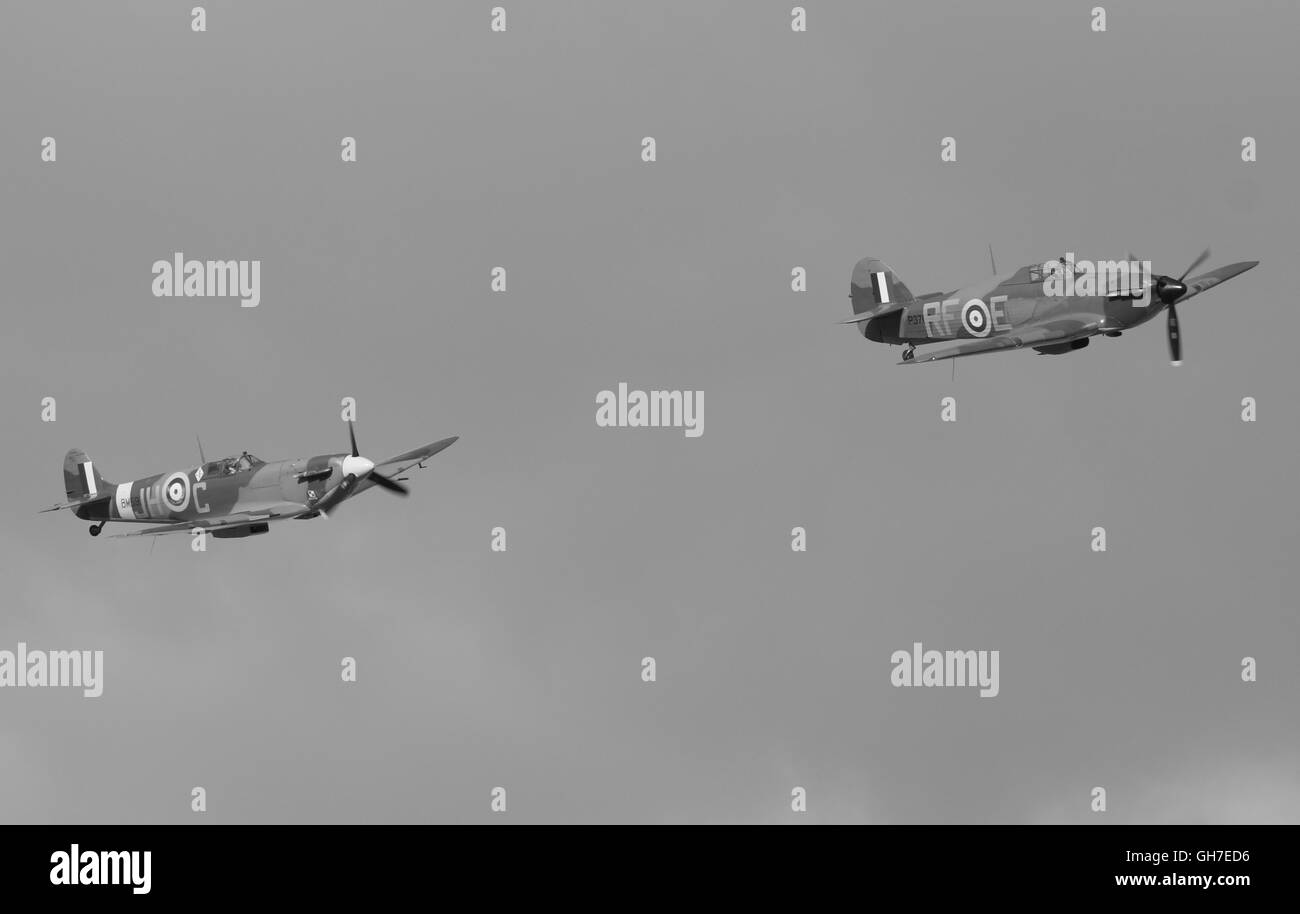 Memory for 'The Few' - Stock Image