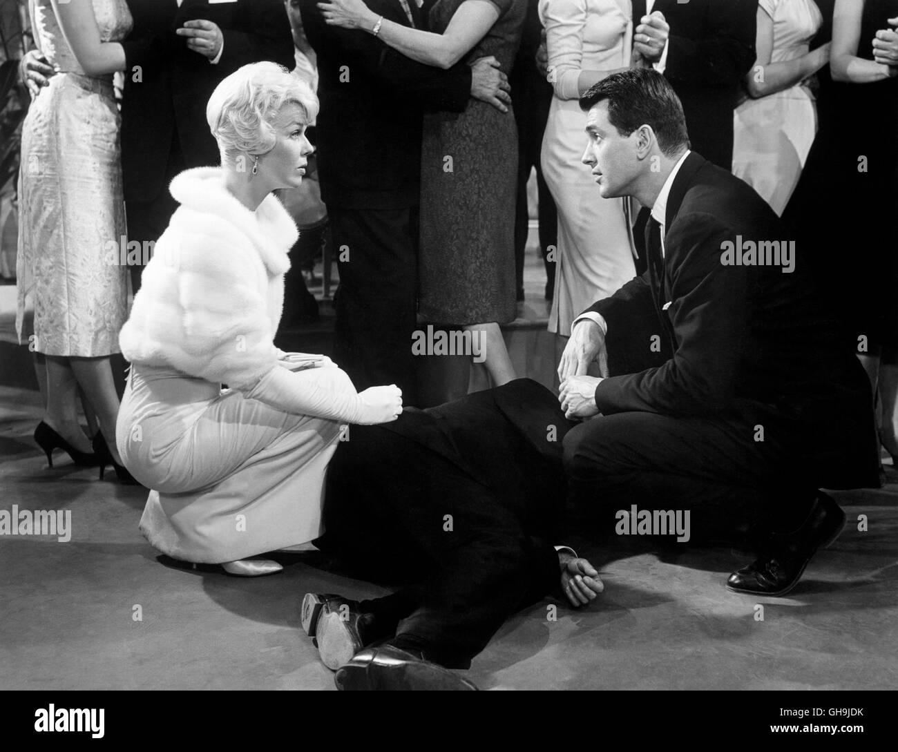 Rock Hudson und Stock Photos & Rock Hudson und Stock Images - Alamy